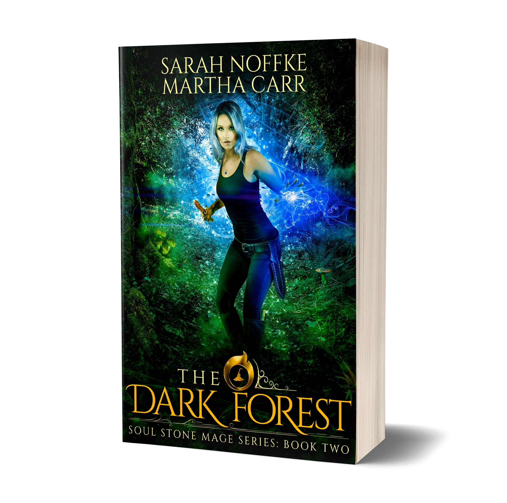 Soul Stone Mage Book 2 Dark Forest