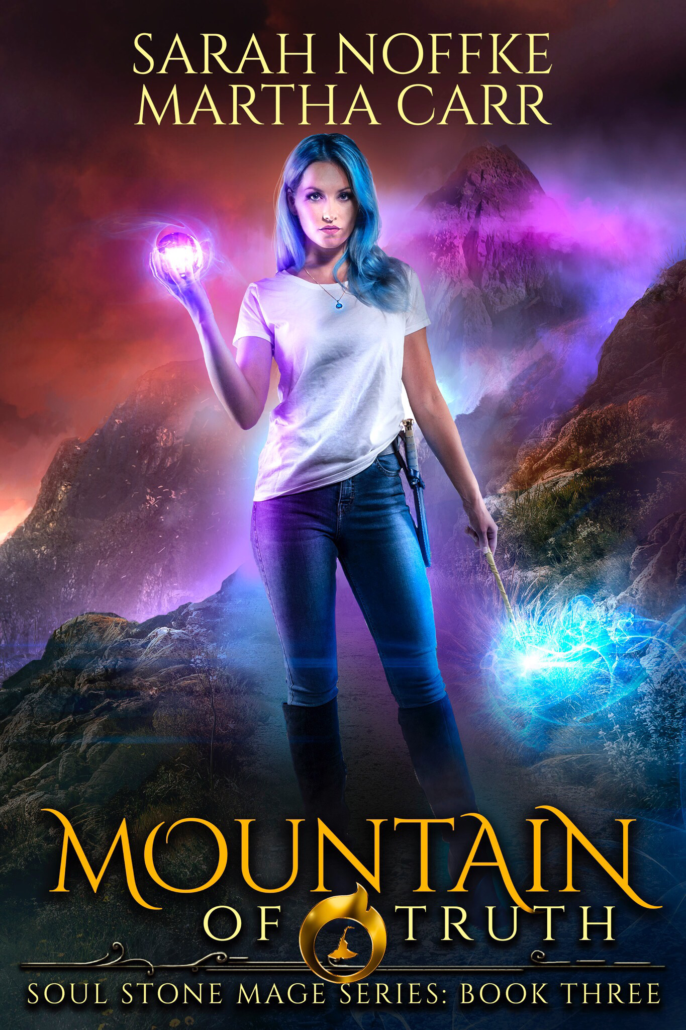 Soul Stone Mage Book 3 Mountain Of Truth Oriceran