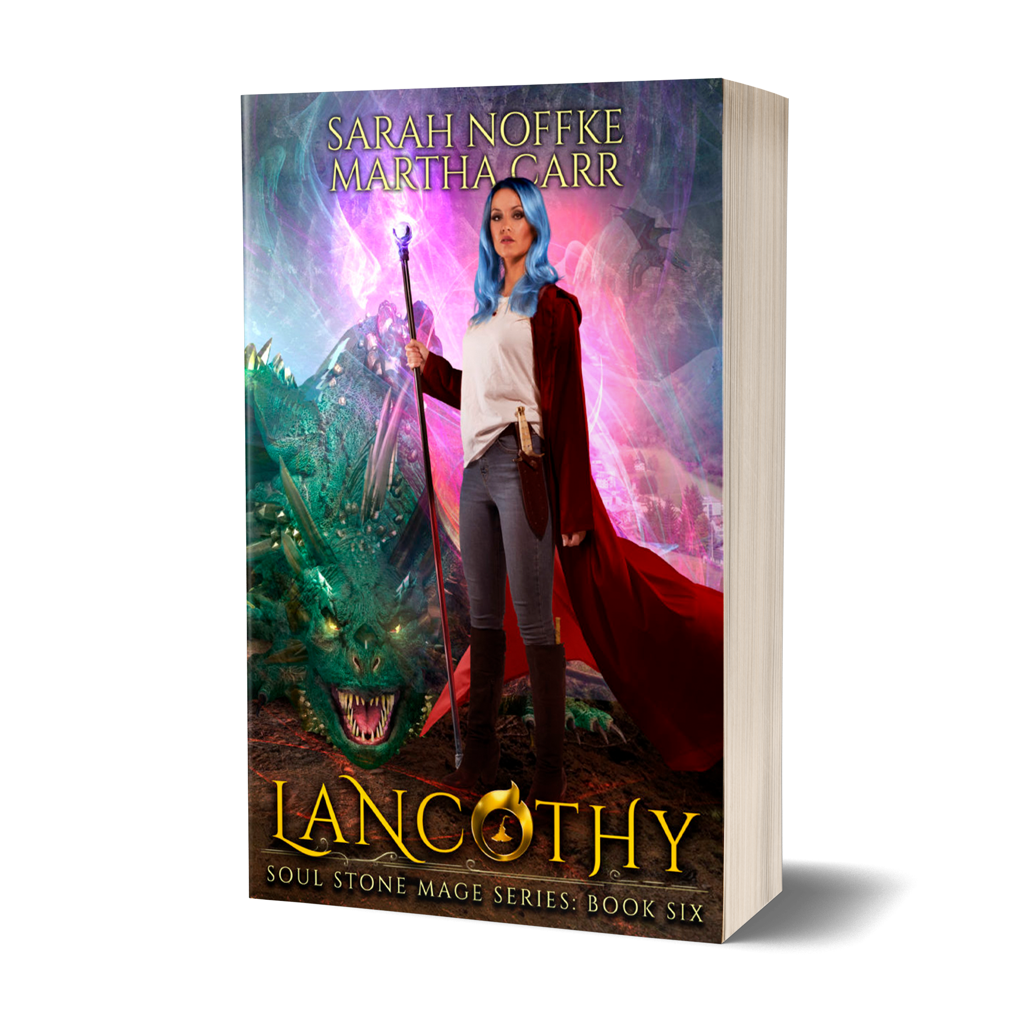 Soul Stone Mage Series Book 6 Lancothy